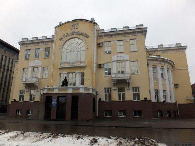 جامعة تامبوف الحكومية هي واحدة من أفضل مؤسسات التعليم العالي في روسيا