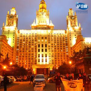 لماذا اقوم بالتسجيل عن طريق الممثل الرسمي لجامعة موسكو الحكومية ؟