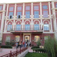 جامعة استراخان الحكومية للطب