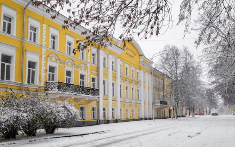 تأسست جامعة ياروسلاف الحكومية عام 1944
