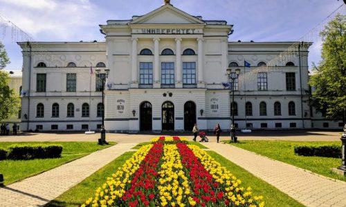 جامعة  تومسك  بوليتكنيك