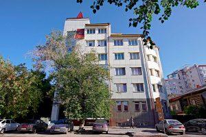 السكن الجامعي لجامعة تيومين الحكومية