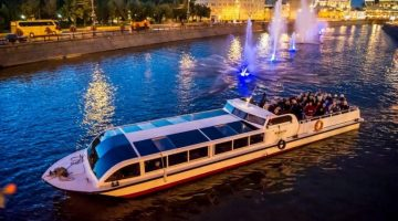 Moscow Water transportation