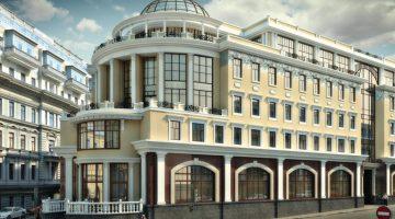 المدرسة العليا للإقتصاد جامعة موسكو - HSE