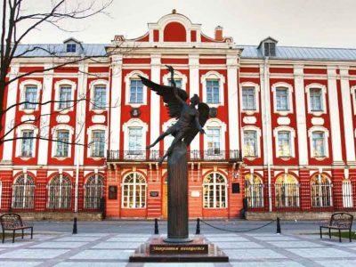 جامعة سان بطرسبرج الحكومية