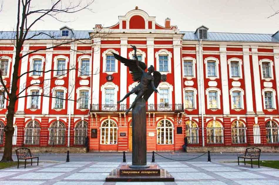 جامعة-سان-بطرسبرج-