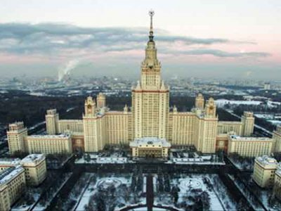 جامعة موسكو الحكومية (لومونوسوف)