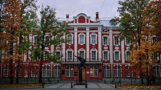 سان بطرسبرج الحكومية
