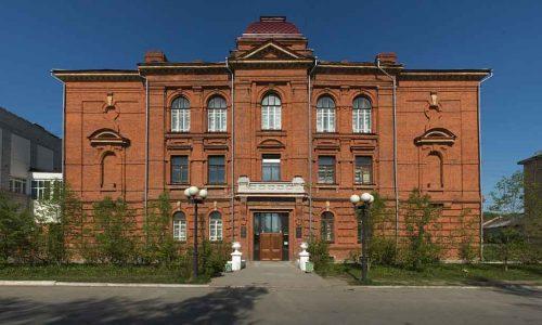 جامعة تومسك للهندسة المعمارية والبناء