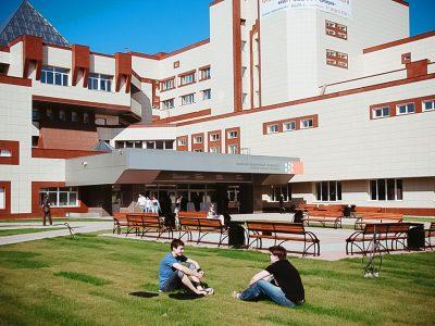 جامعة سيبيريا الفيدرالية