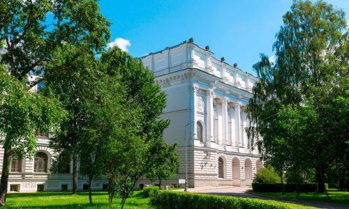 جامعة بطرسبرغ الحكومية للفنون التطبيقية بطرسبرج الأكبر