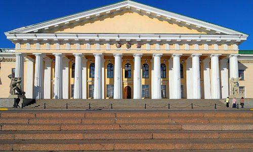 جامعة سانت بطرسبرغ للتعدين
